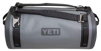 YETI Panga 50 Airtight Waterproof Submersible Duffel Bag, Storm Gray