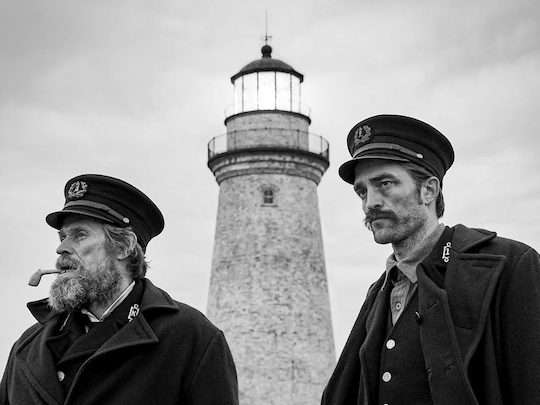 Scene from 'The Lighthouse'